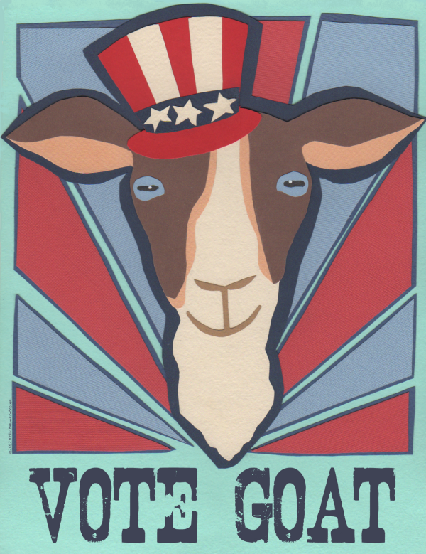 Vote Goat!