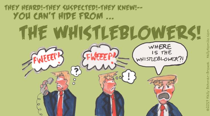 The Whistleblower(s)!