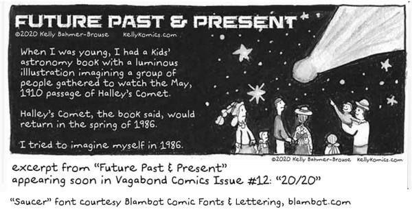 Future, Past & Present, Panel 1